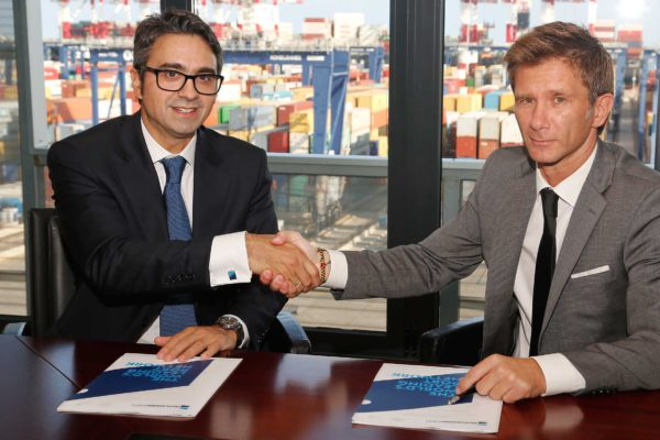 noticia BEST firma un acuerdo de cooperación con la Zona de Actividades Logísticas del Port de Barcelona v1