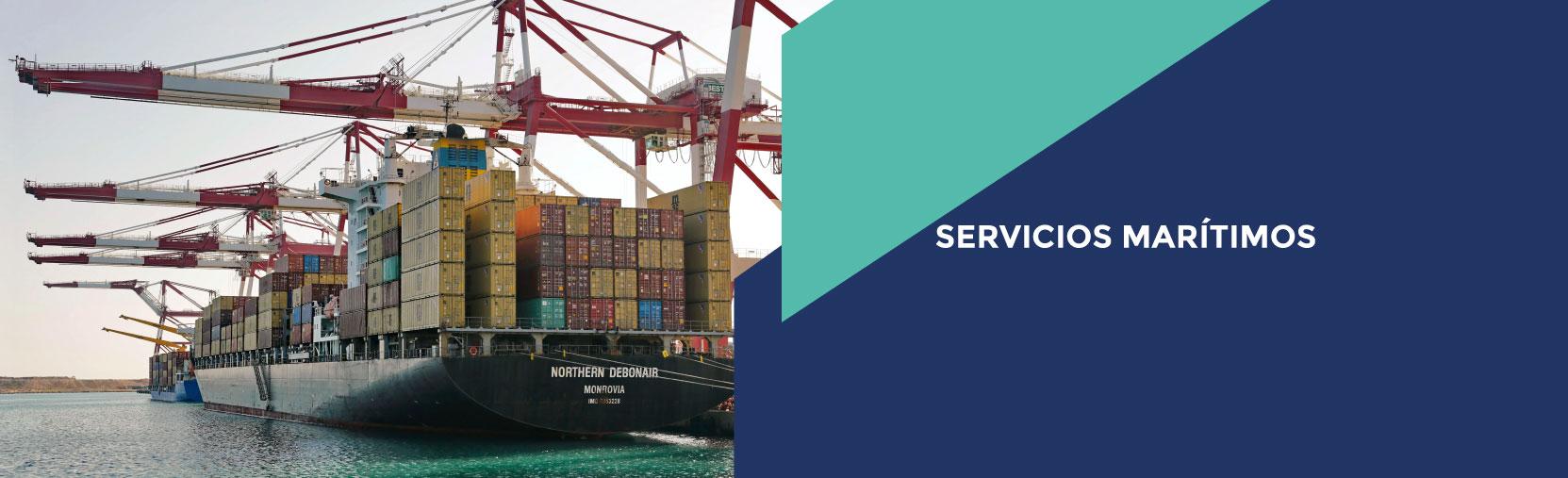 slide Servicios marítimos es